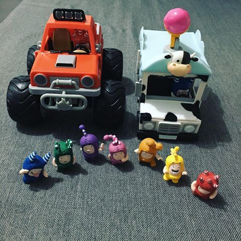 Oddbods Collection thumbnail