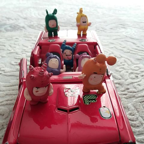 Oddbods outing thumbnail